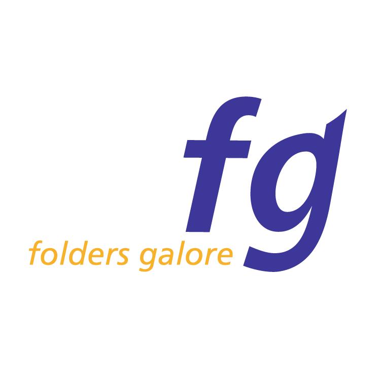 free vector Folders galore