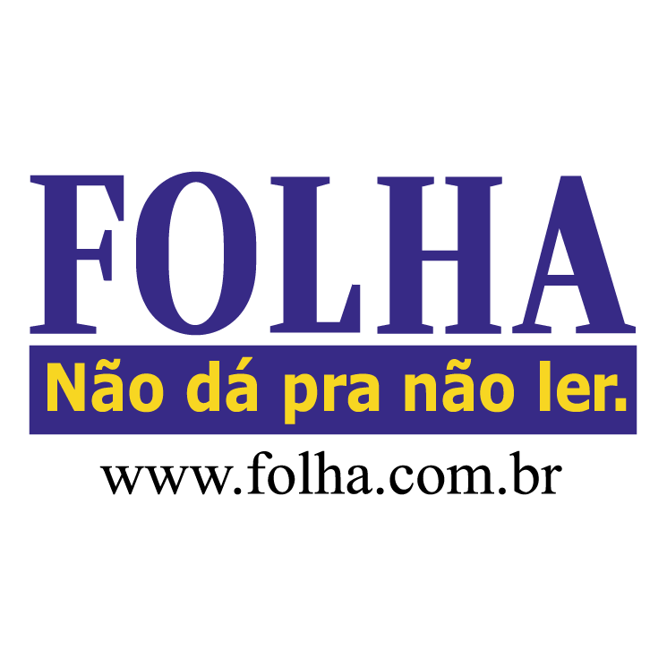 free vector Folha de s paulo