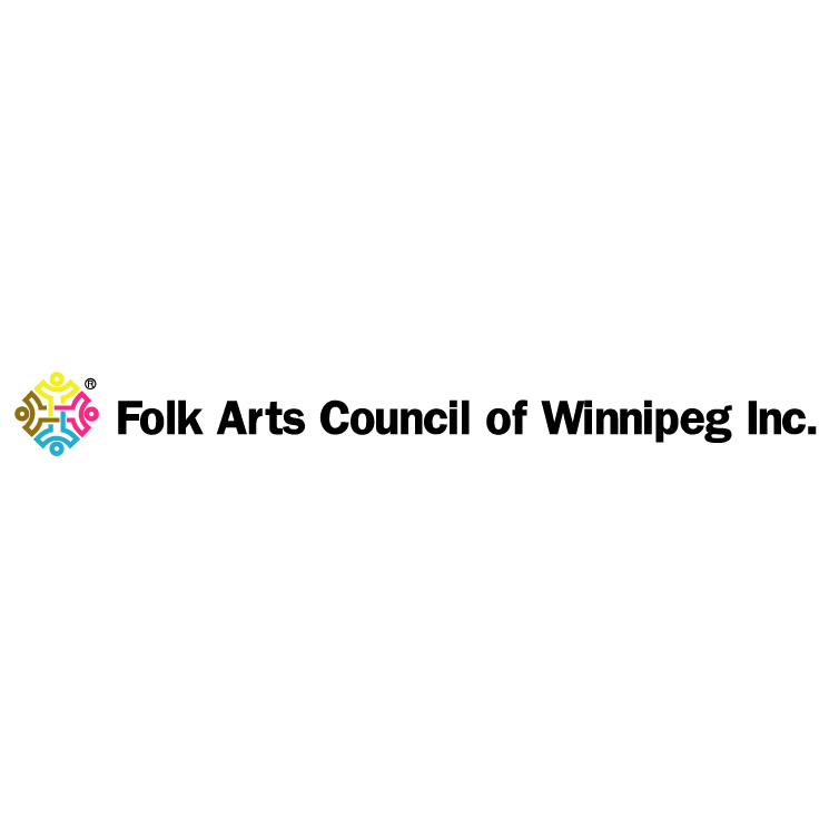 free vector Folk arts council of winnipeg
