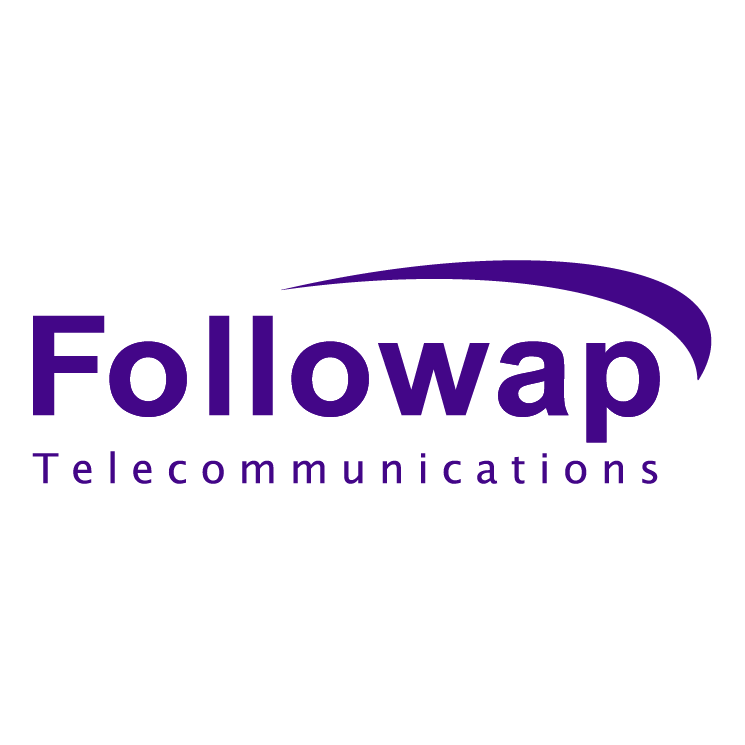 free vector Followap telecommunications