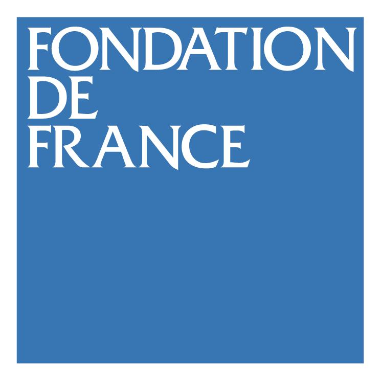 free vector Fondation de france