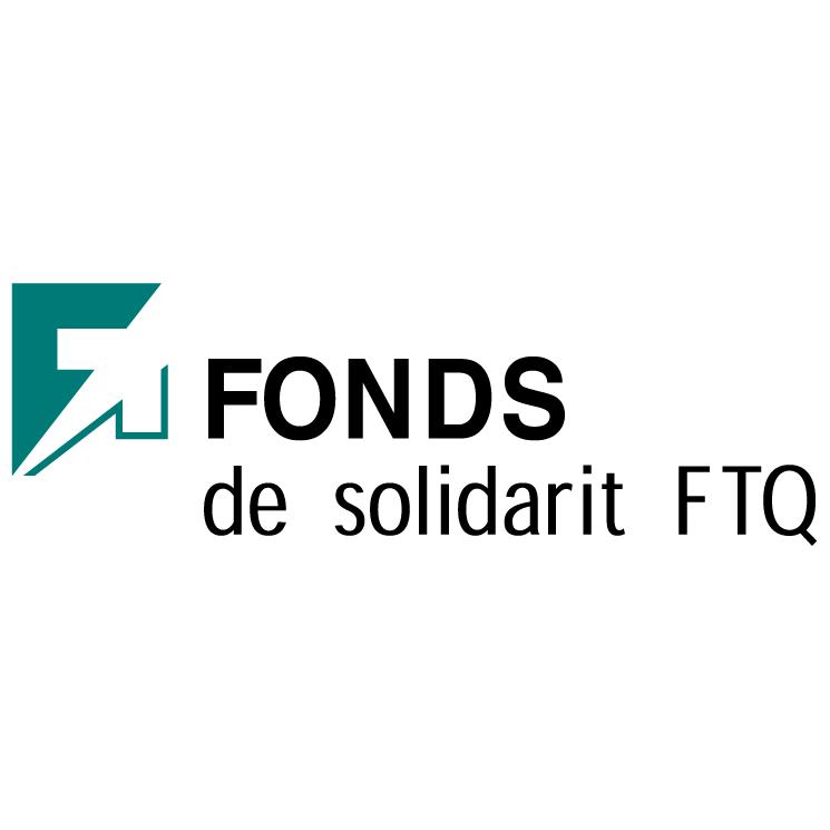 free vector Fonds de solidarit ftq