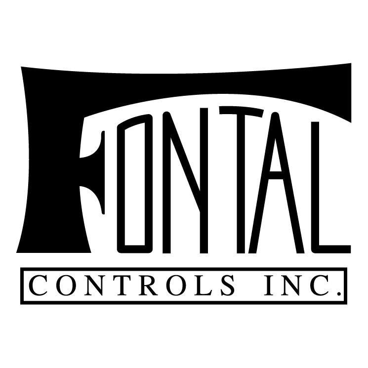free vector Fontal controls