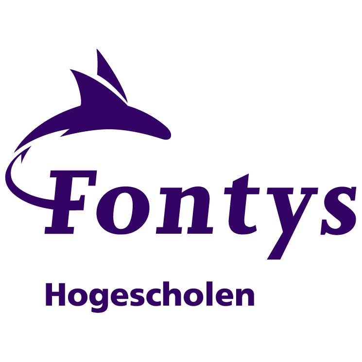 free vector Fontys hogescholen