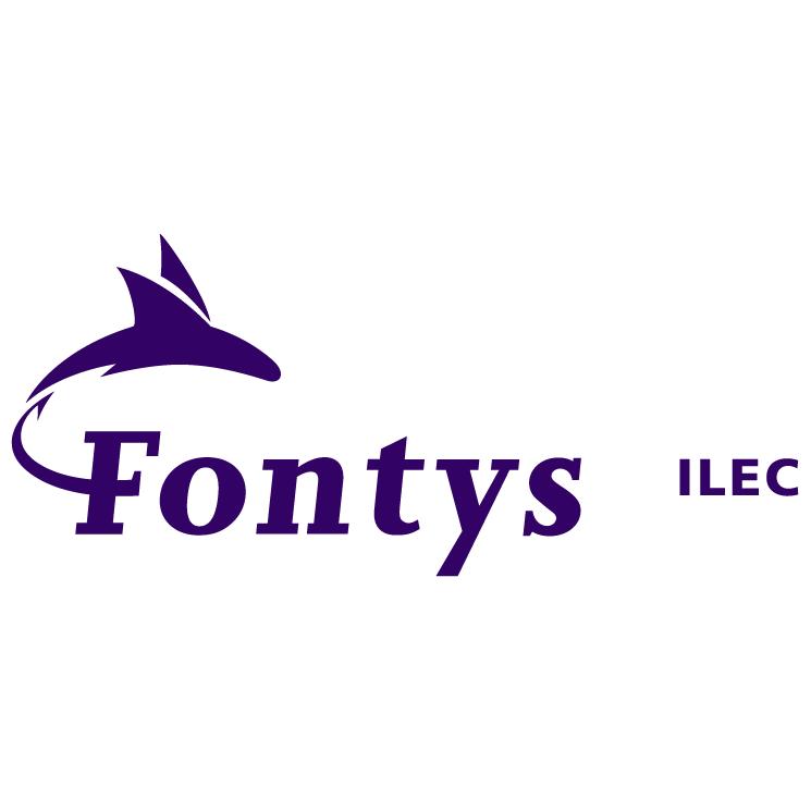 free vector Fontys ilec