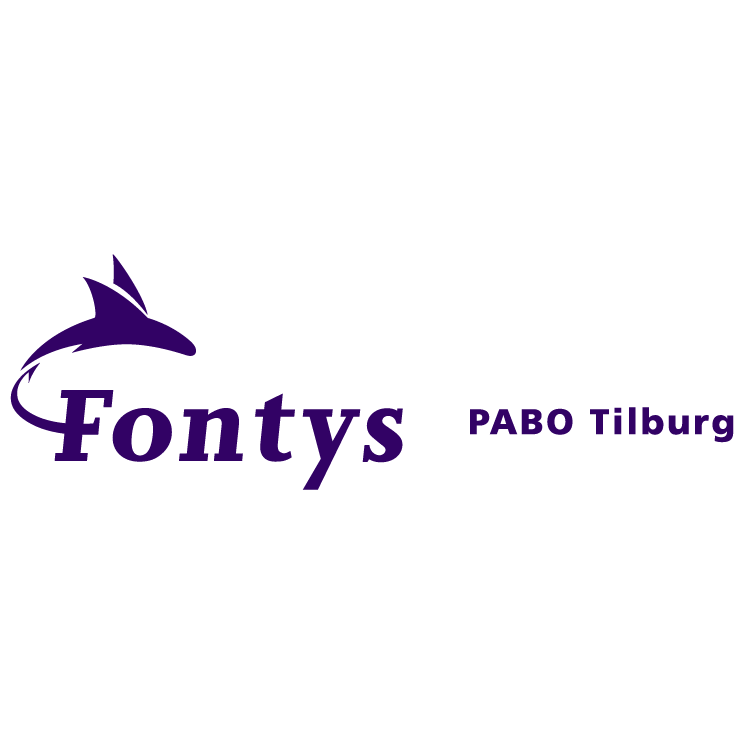 free vector Fontys pabo tilburg