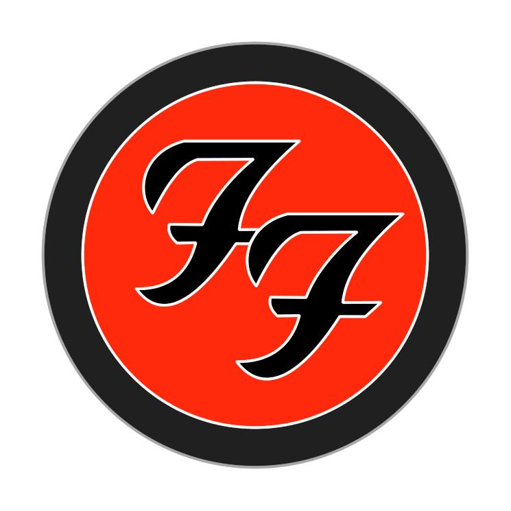free vector Foo fighters 1