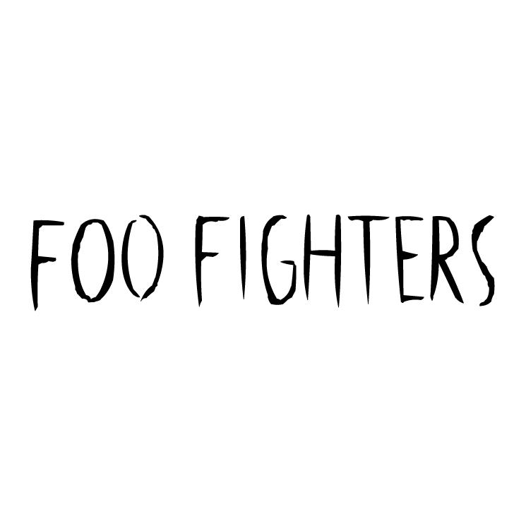 free vector Foo fighters