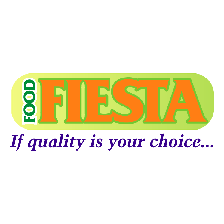 free vector Food fiesta