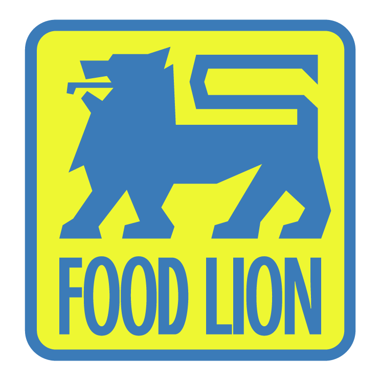 Food Lion  84290  Free Eps  Svg Download    4 Vector
