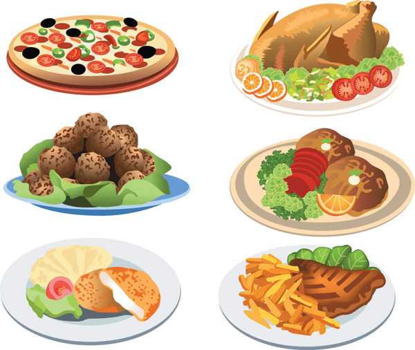 free vector Food Quality Vectors