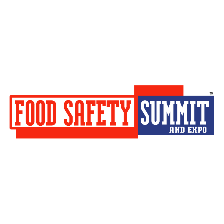 free vector Food safety summit and expo