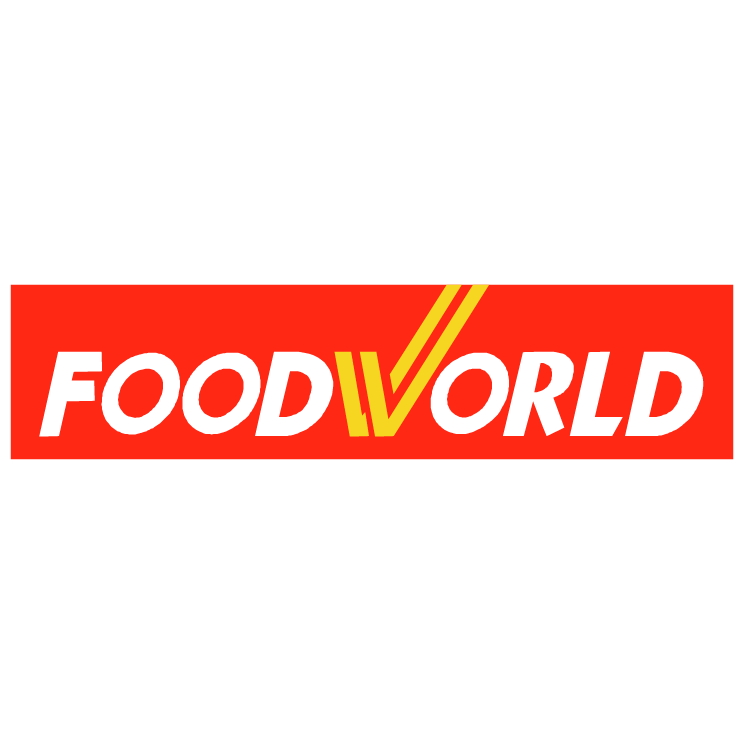 free vector Foodworld