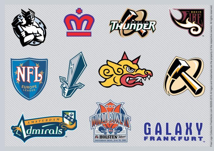 free vector Football Logo Graphics