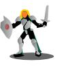 free vector Footman clip art