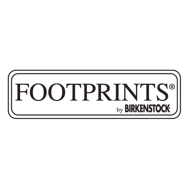 free vector Footprints by birkenstock