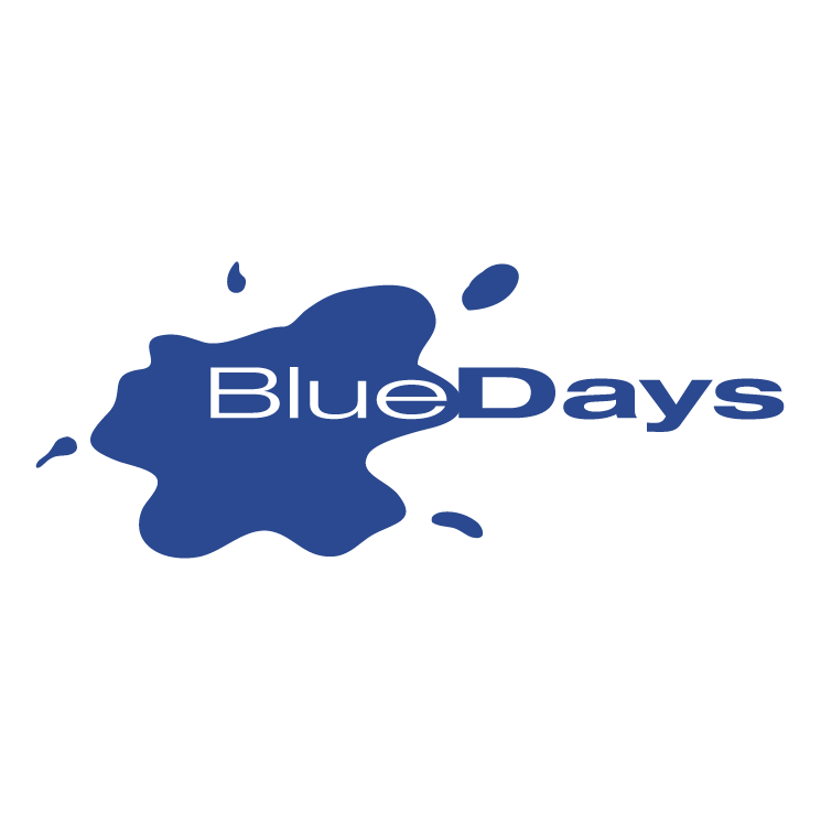 free vector Ford blue days