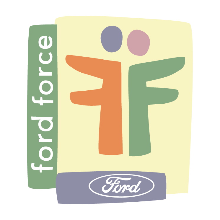 free vector Ford force