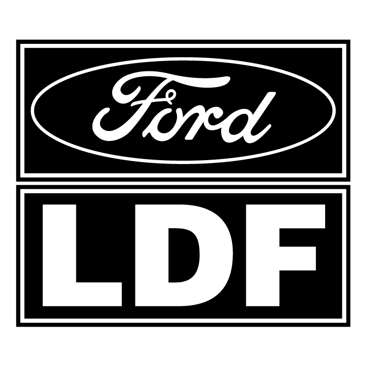 free vector Ford ldf