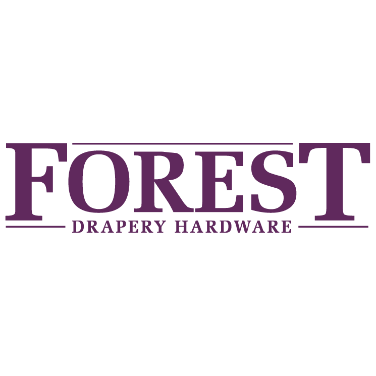 free vector Forest drapery hardware