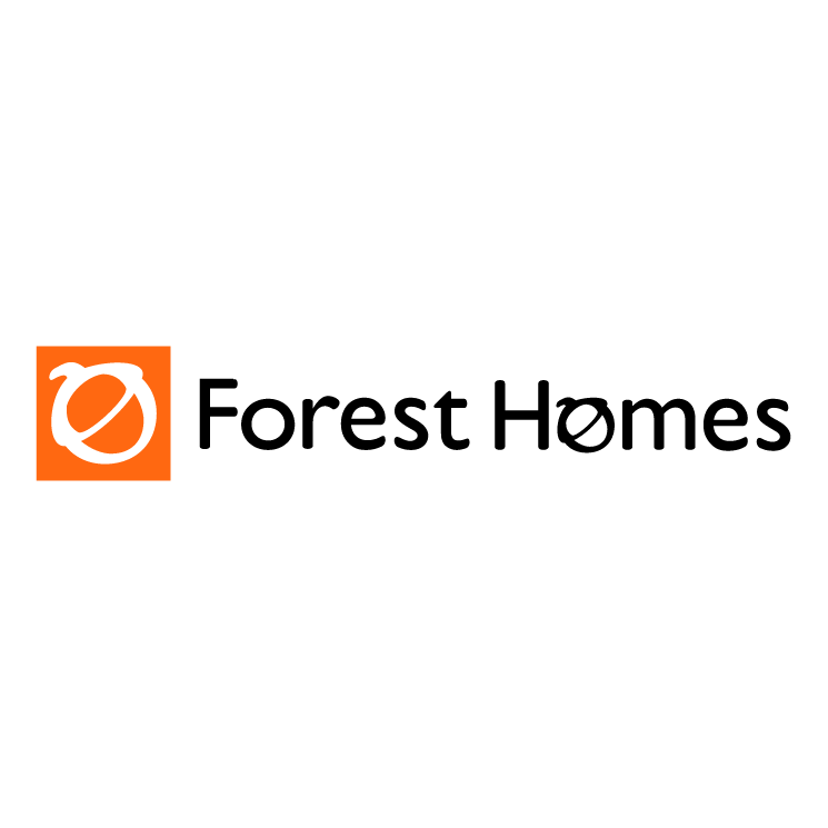 free vector Forest homes 0