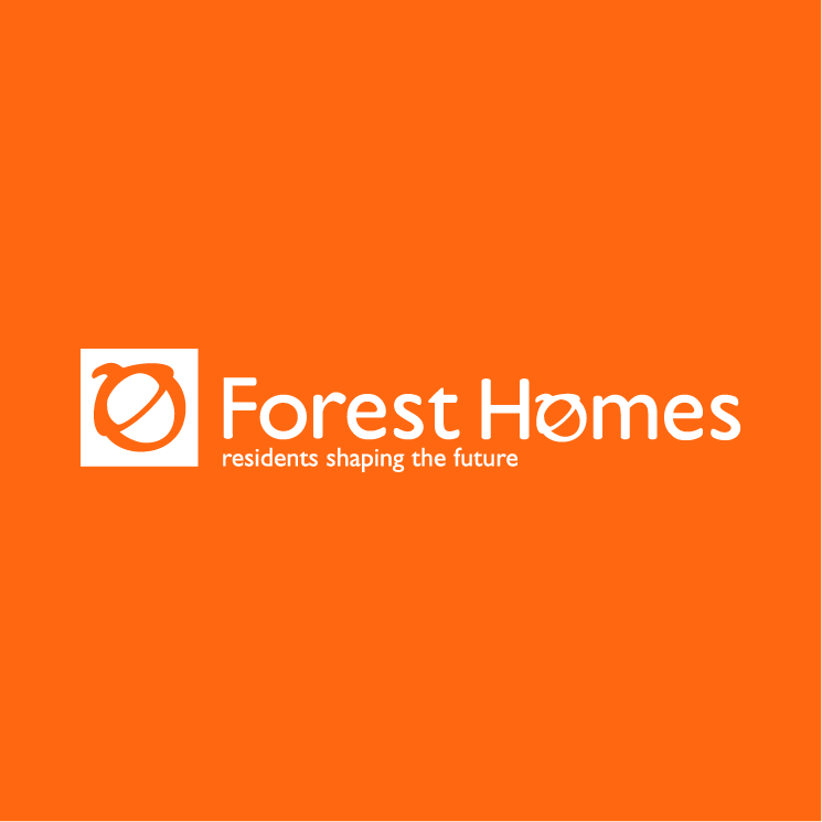 free vector Forest homes 2