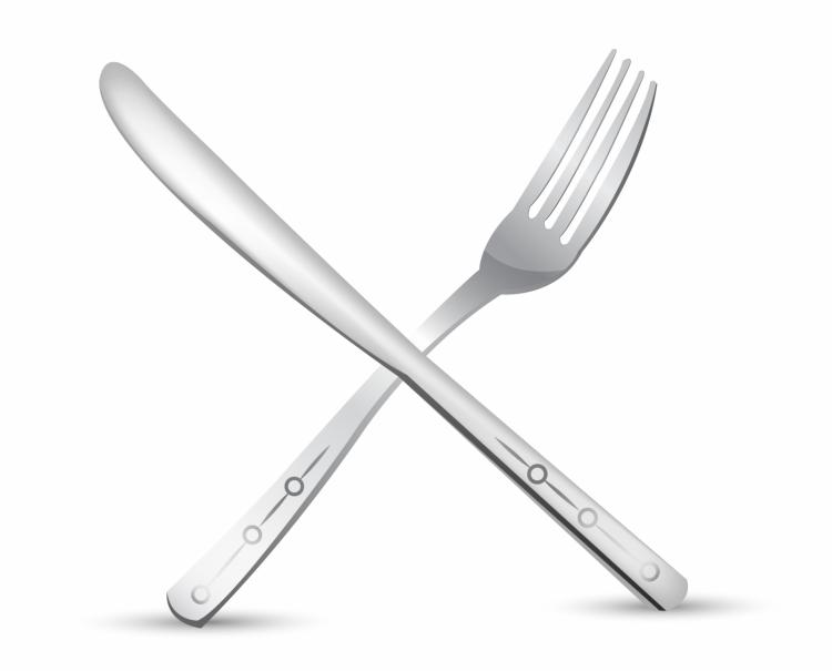 free vector Fork and knife