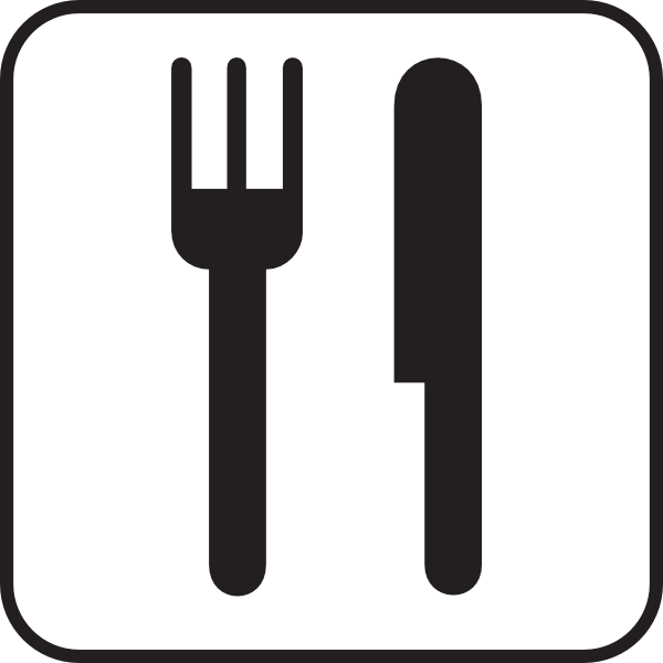 free vector Fork And Spoon clip art