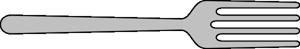 free vector Fork clip art