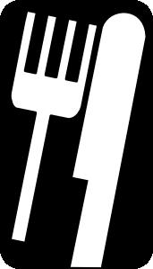 free vector Fork Knife clip art