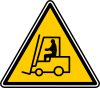 free vector Fork Lift Sign clip art