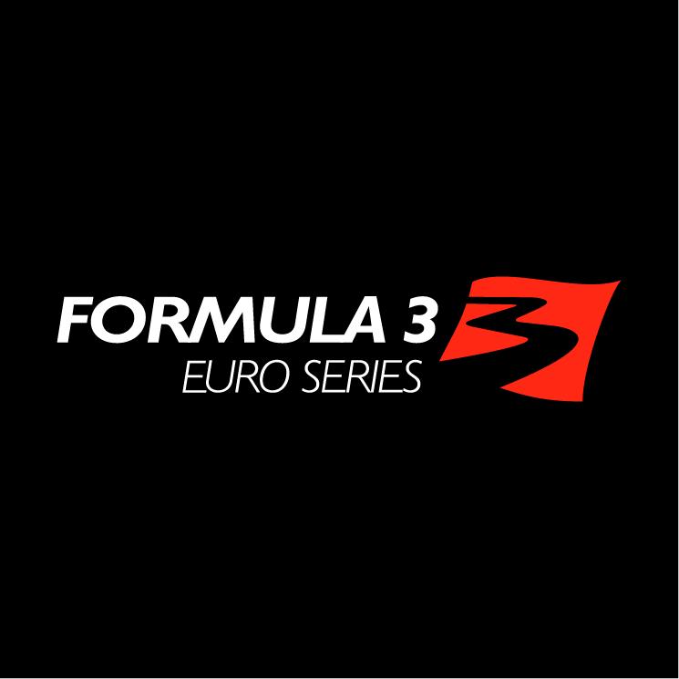 free vector Formula 3 euro series 0