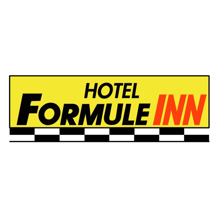free vector Formule inn hotel
