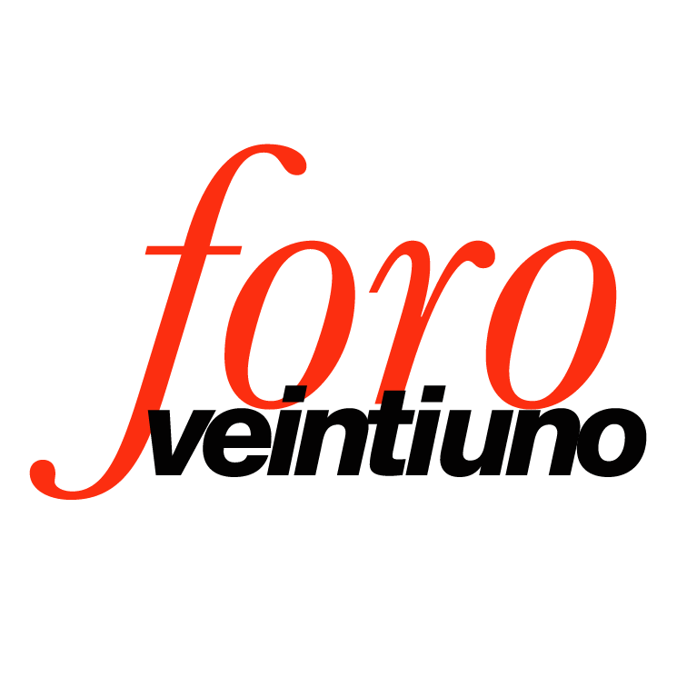 free vector Foro veintiuno