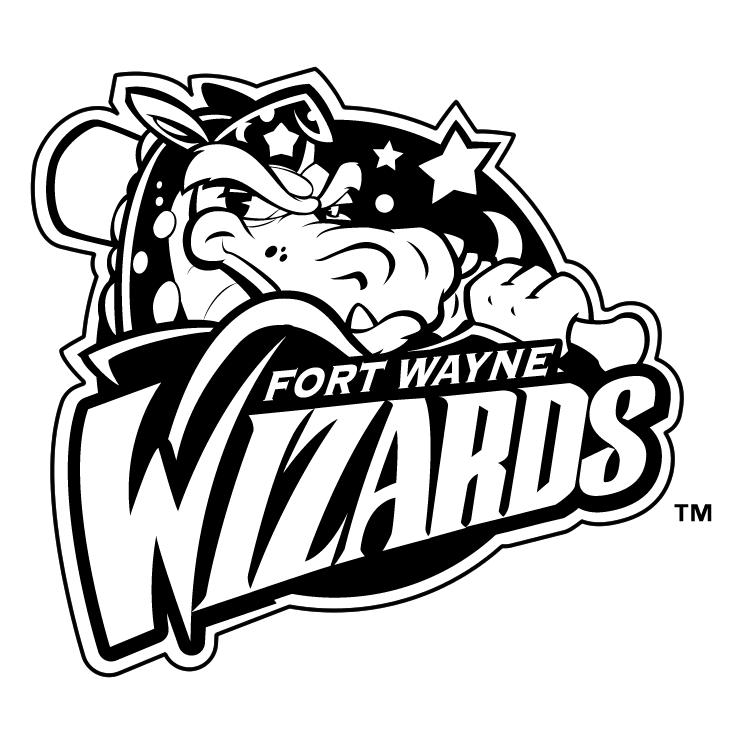 free vector Fort wayne wizards 0