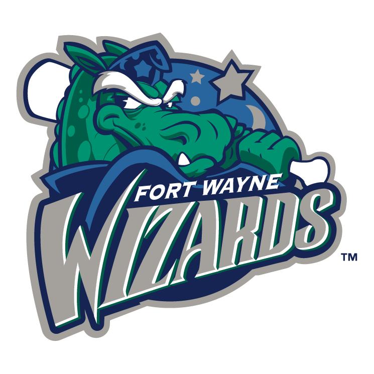 free vector Fort wayne wizards