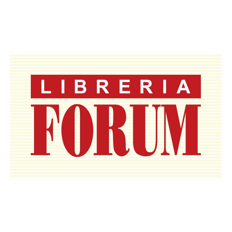 free vector Forum libreria