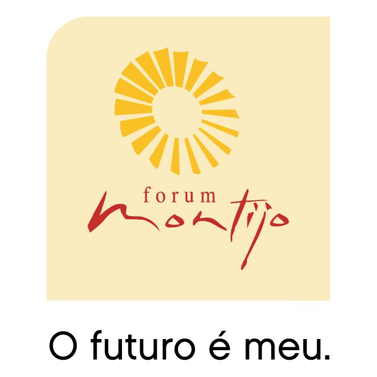 free vector Forum montijo