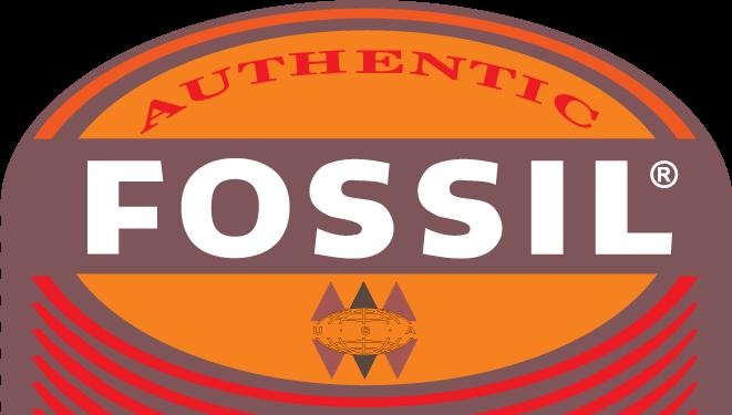 free vector Fosil logo