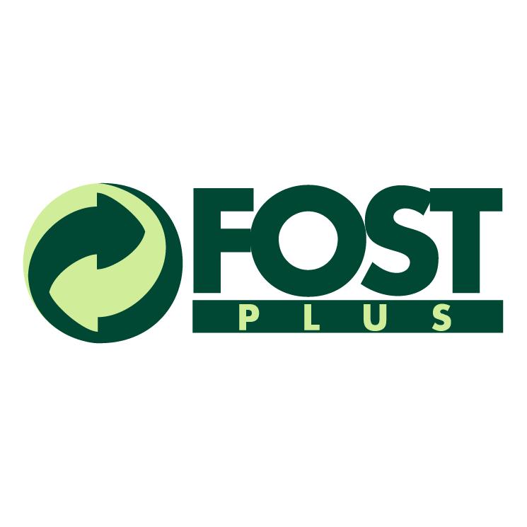 free vector Fost plus