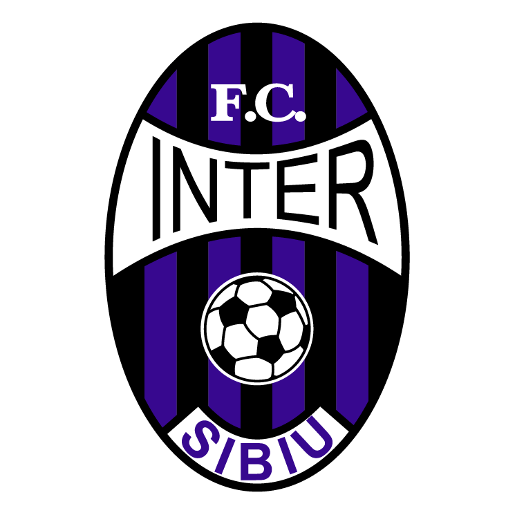 free vector Fotbal club inter sibiu