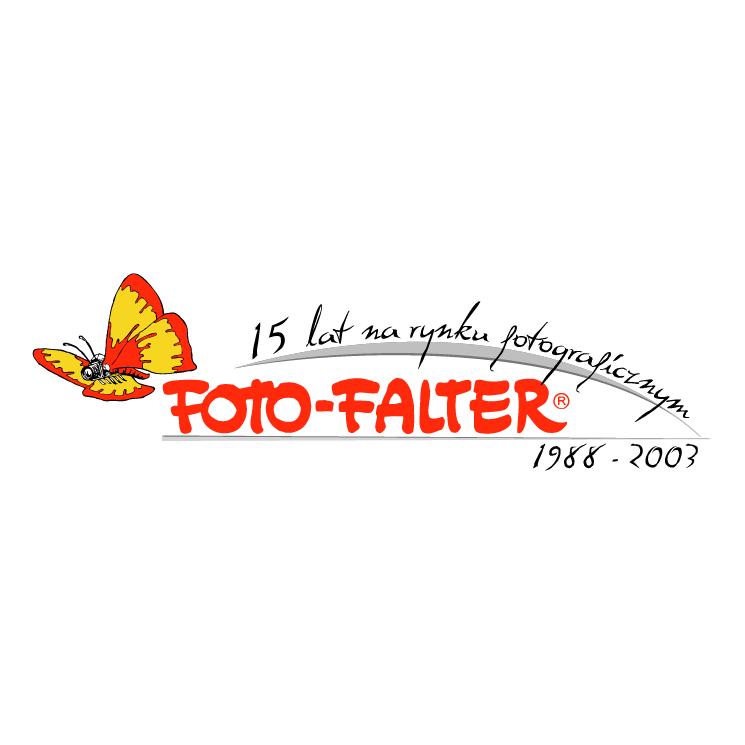 free vector Foto falter