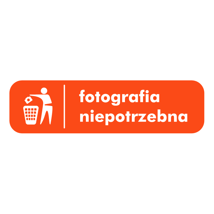 free vector Fotografia niepotrzebna
