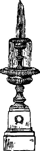 free vector Fountain clip art