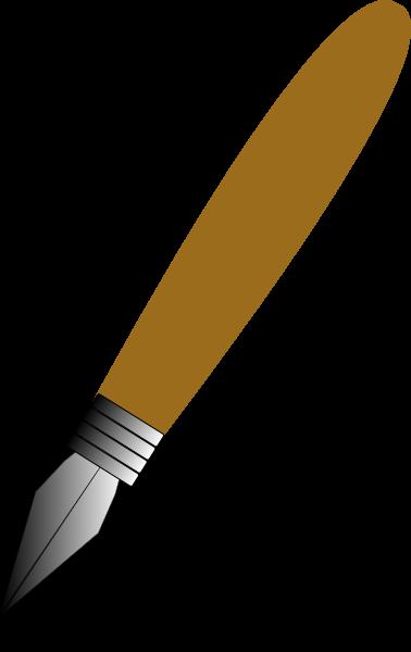 free vector Fountain Pen clip art