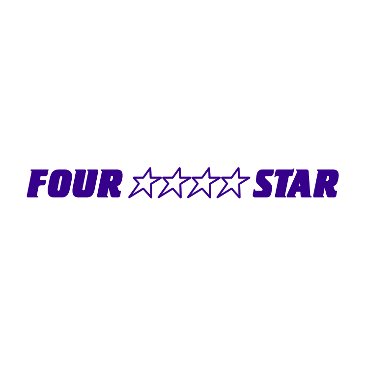 free vector Four star aviation