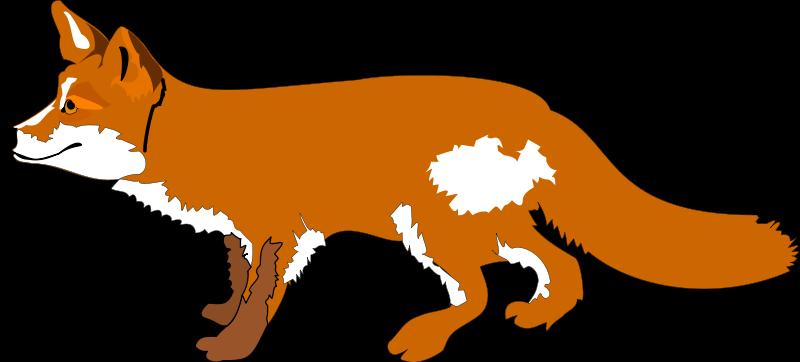 free vector Fox 2