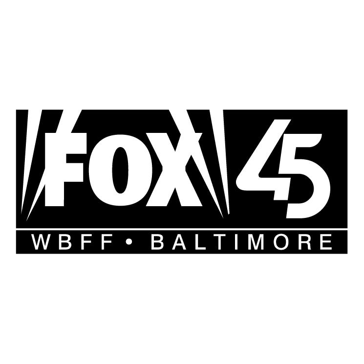 free vector Fox 45
