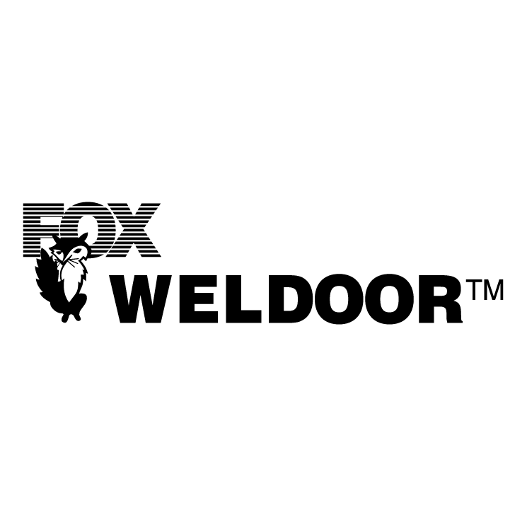 free vector Fox weldoor