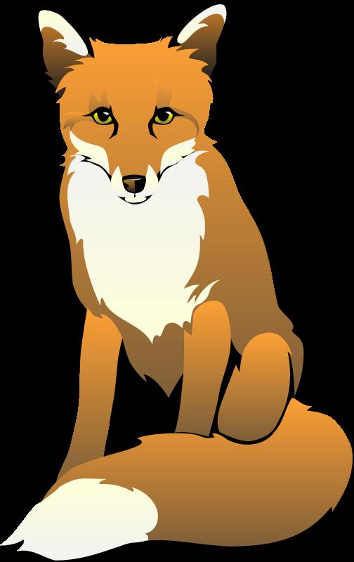 free vector Fox